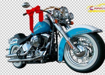 Bike Image Editing Service Work Sample Image After