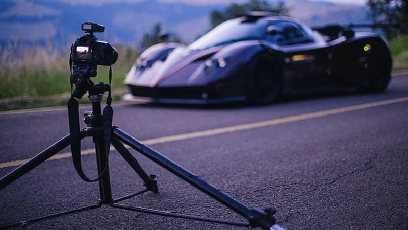 Gadgets For Car Photoshoot