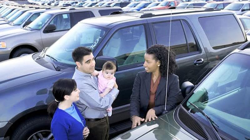 Car Customer Dealing