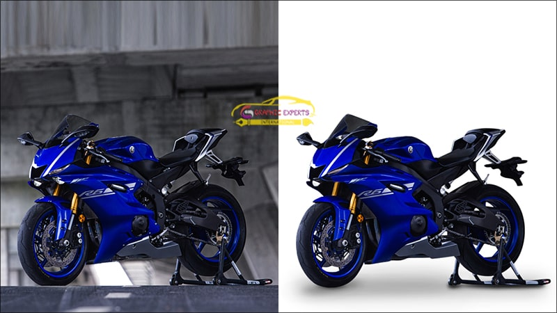Bike photo Editing Online Services
