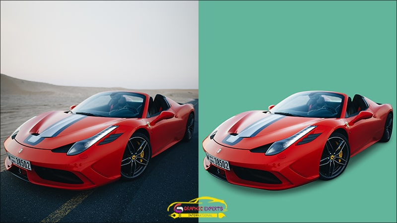 Importance of Vehicles Background Removal