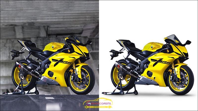 bike photo editing service