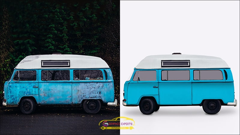 car photo editing service provider
