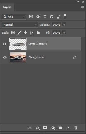 merge layers into a new layer