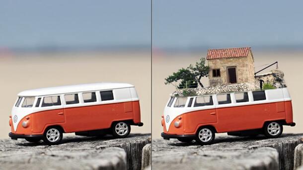 Car image Manipulation Exam