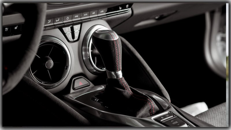 Focus on the Car Interior for More Details