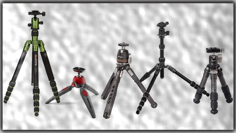 Tripods for Photographer