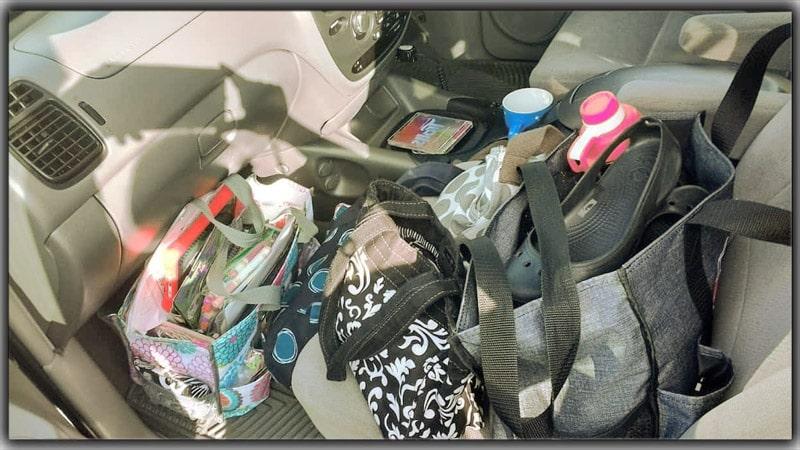 Car Photography Errors   Clutter